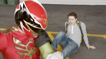 Episodio 3 (TMegaforce) de Power Rangers: Megaforce