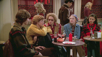 Episodio 9 (TTemporada 1) de That '70s Show