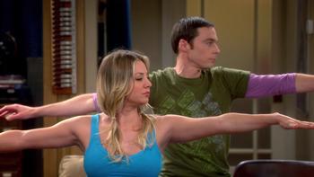 Episodio 13 (TTemporada 7) de The Big Bang Theory