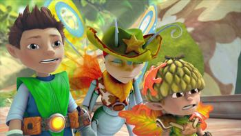 Episodio 3 (TTemporada 1) de Tree Fu Tom