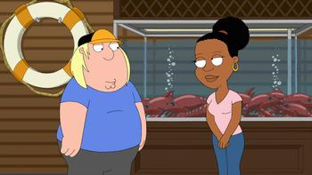 Episodio 17 (TTemporada 12) de Family Guy