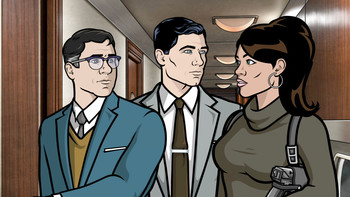 Episodio 6 (TTemporada 3) de Archer