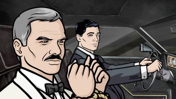 Episodio 4 (TTemporada 3) de Archer