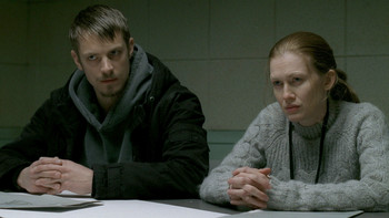 Episodio 9 (TTemporada 1) de The Killing