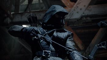 Episodio 9 (TTemporada 1) de Arrow