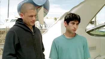Episodio 22 (TTemporada 2) de Prison Break