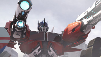 Episodio 25 (TTemporada 2) de Transformers Prime