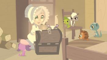 Episodio 6 (TTemporada 2) de Littlest Pet Shop