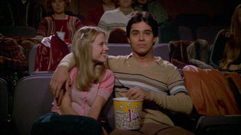 Episodio 15 (TTemporada 3) de That '70s Show