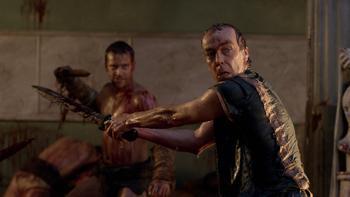 Episodio 1 (TGods of the Arena) de Spartacus