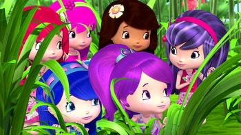 Episodio 9 (TTemporada 2) de Strawberry Shortcake: Berry Bitty Adventures