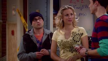 Episodio 14 (TTemporada 2) de The Big Bang Theory