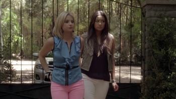 Episodio 10 (TTemporada 3) de Pretty Little Liars
