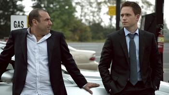 Episodio 13 (TTemporada 4) de Suits