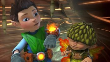 Episodio 7 (TTemporada 1) de Tree Fu Tom