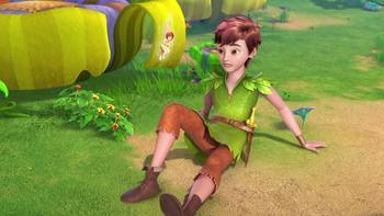 Episodio 12 (TTemporada 1) de Las nuevas aventuras de Peter Pan