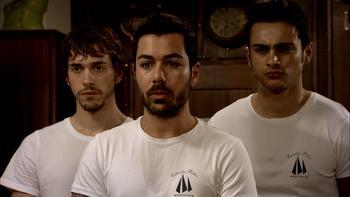 Episodio 11 (TEl Barco: Temporada 1) de El Barco