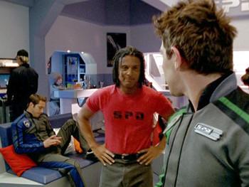 Episodio 7 (TPower Rangers S.P.D.) de Power Rangers S.P.D.