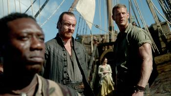 Episodio 8 (TBlack Sails: Temporada 2) de Black Sails
