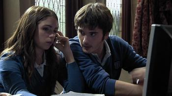 Episodio 11 (TTemporada 6) de El internado