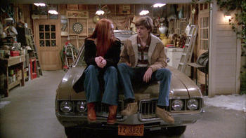Episodio 17 (TTemporada 1) de That '70s Show