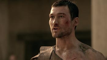 Episodio 5 (TBlood and Sand) de Spartacus