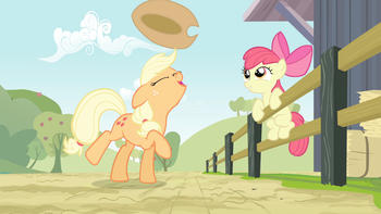 Episodio 14 (TTemporada 2) de My Little Pony: Friendship Is Magic