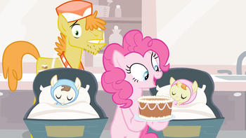 Episodio 13 (TTemporada 2) de My Little Pony: Friendship Is Magic