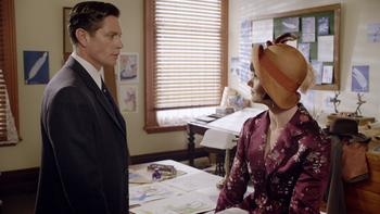 Episodio 8 (TTemporada 1) de Miss Fisher's Murder Mysteries
