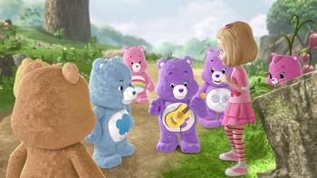 Episodio 16 (TTemporada 1) de Los osos amorosos: Bienvenidos a Mucho-Mimo