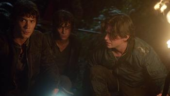 Episodio 6 (TTemporada 1) de The 100