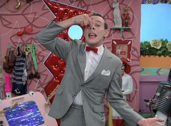 Episodio 2 (TTemporada 1) de Pee-wee's Playhouse