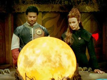 Episodio 30 (TPower Rangers Mystic Force) de Power Rangers Mystic Force