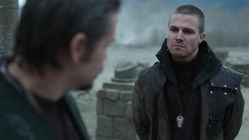 Episodio 21 (TTemporada 3) de Arrow