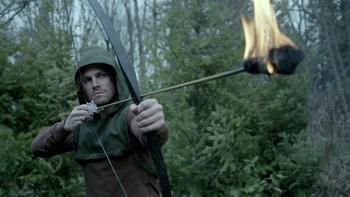 Episodio 15 (TTemporada 2) de Arrow
