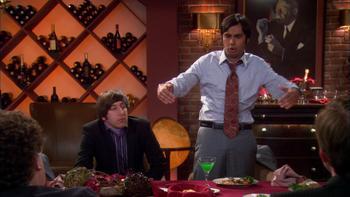 Episodio 22 (TTemporada 5) de The Big Bang Theory