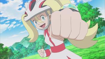 Episodio 29 (TXY) de Pokémon: XY