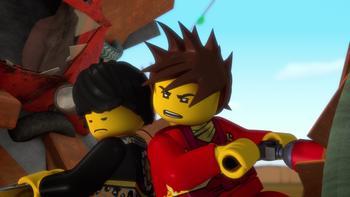 Episodio 3 (TTemporada 3) de LEGO Ninjago: Masters of Spinjitzu