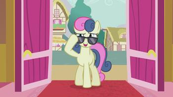 Episodio 9 (TTemporada 5) de My Little Pony: Friendship Is Magic