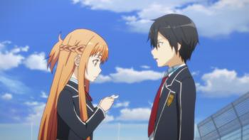 Episodio 23 (TTemporada 1) de Sword Art Online II