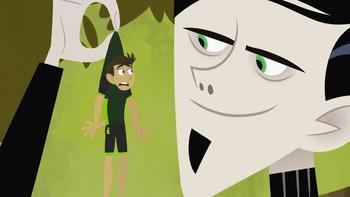 Episodio 6 (TTemporada 1) de Los hermanos Kratts
