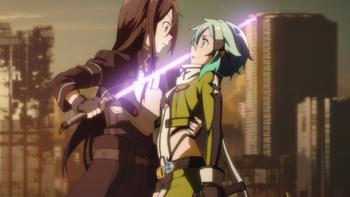 Episodio 6 (TTemporada 1) de Sword Art Online II