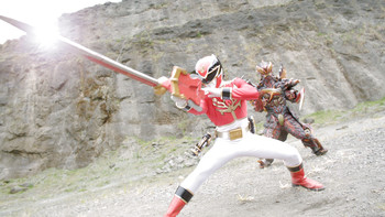 Episodio 7 (TMegaforce) de Power Rangers: Megaforce
