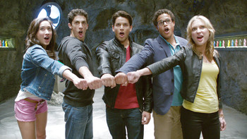 Episodio 1 (TMegaforce) de Power Rangers: Megaforce