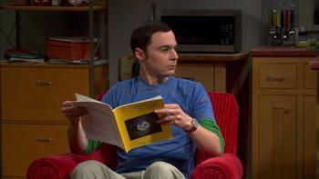 Episodio 2 (TTemporada 5) de The Big Bang Theory