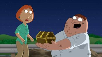 Episodio 1 (TTemporada 12) de Family Guy