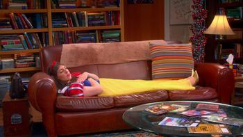 Episodio 18 (TTemporada 6) de The Big Bang Theory