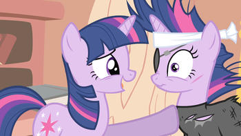 Episodio 20 (TTemporada 2) de My Little Pony: Friendship Is Magic