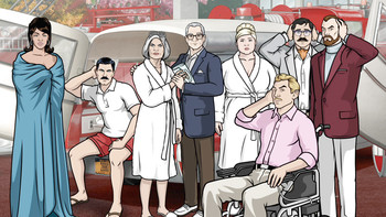 Episodio 1 (TTemporada 4) de Archer