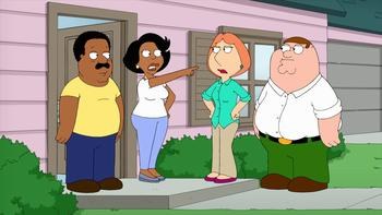 Episodio 19 (TTemporada 12) de Family Guy